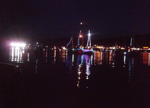 Rursee in Flammen 2018