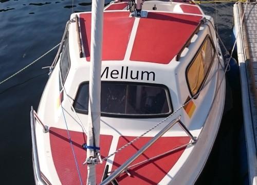 LIS-Jollenkreuzer Mellum